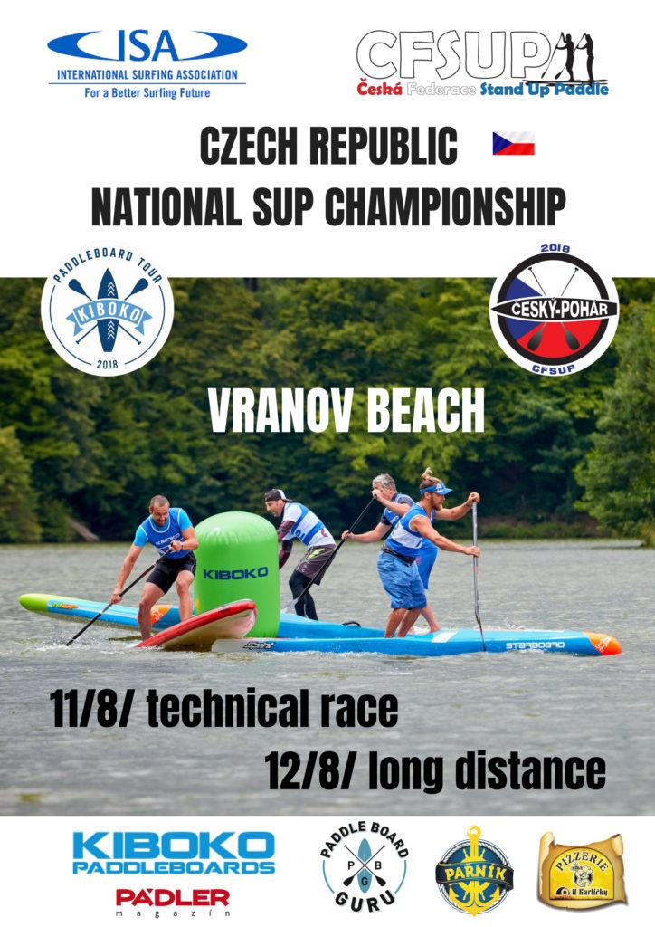 République Tchèque National SUP Championship