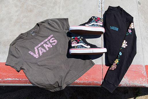 lizzie ligne vetements vans