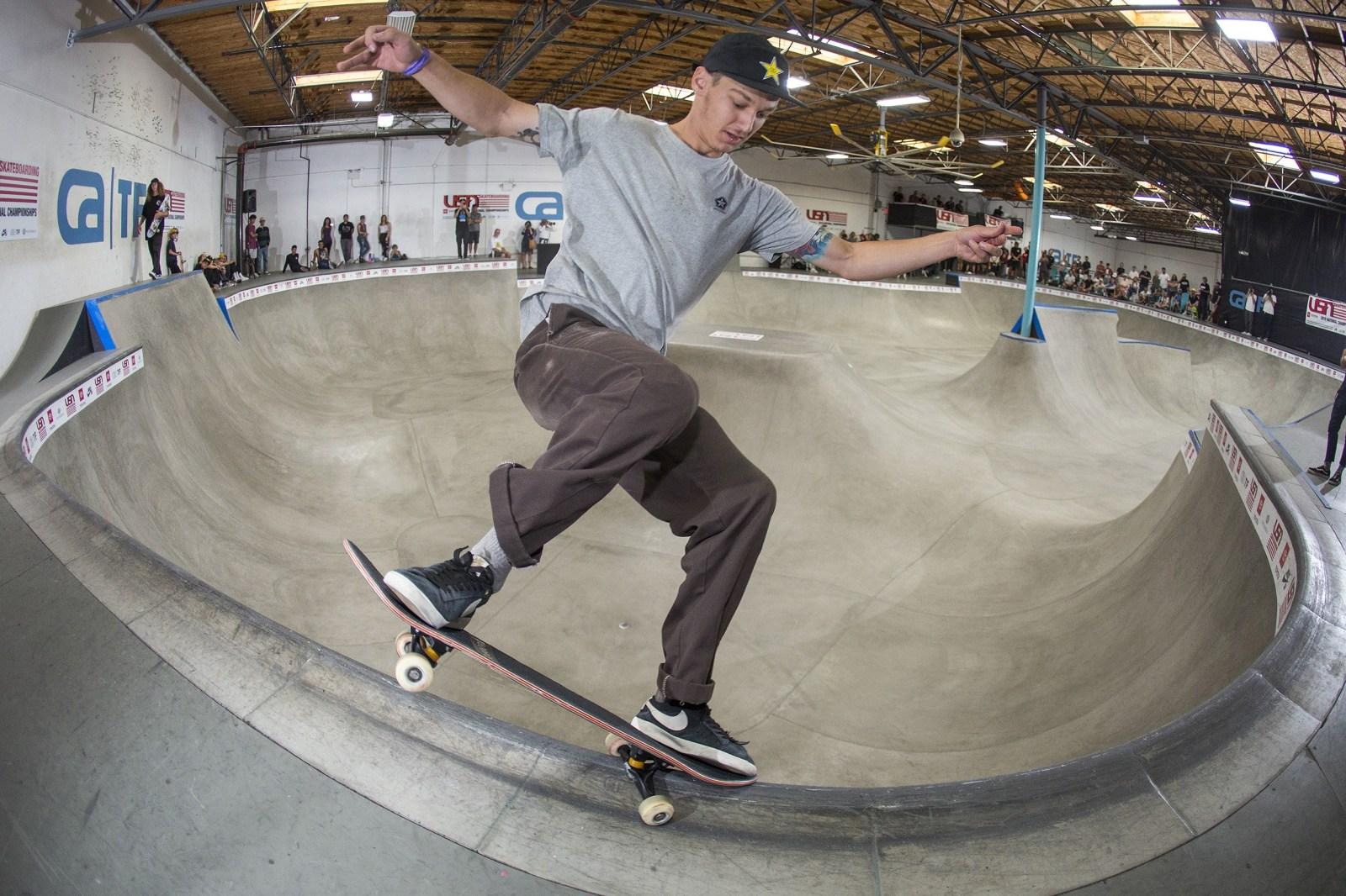 skateboard olympique