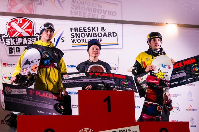 "Coupe du Monde FIS de snowboard - Modena ITA - big air ""width ="" 700 ""height ="" 466"